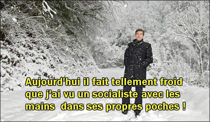 Socialiste froid